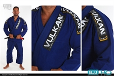 Today on BJJHQ Vulkan Ultra Light Royal Blue Gi - $125